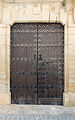 Old door, Alhama de Granada, Andalusia, Spain.jpg