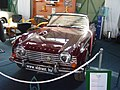 Oldtimer Expo 2008 - 014 - 1965 Triumph TR4A IRS Roadster.jpg