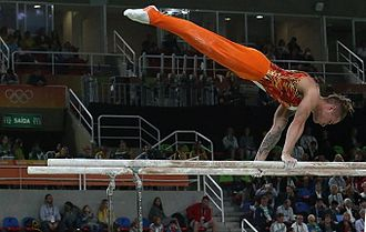 Azerbaijan at the 2016 Summer Olympics - Oleg Stepko in the all-around final.