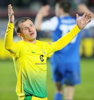 Oleksandr Aliyev Ukrainian footballer