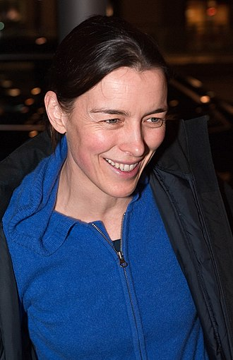 Olivia Williams - Williams at the Berlin Film Festival 2010