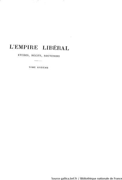 File:Ollivier - L'Empire libéral, tome 11.djvu