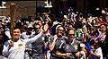 Olympic Torch Relay - Day 66 at Croydon (geograph 3050131).jpg