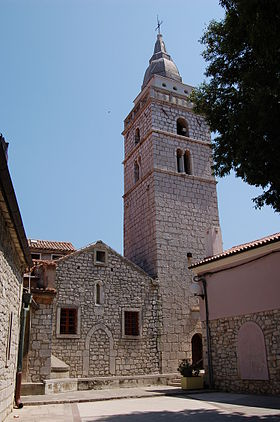 Omisalj parish church.JPG
