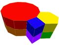 Omnitruncated triangular-hexagonal prismatic honeycomb.png