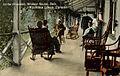 On the verandah, Windsor House, Bala, Muskoka Lakes, Canada, Micklethwaite.jpg