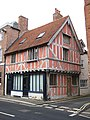One of Tewkesbury's many timbered buildings - geograph.org.uk - 1037021.jpg