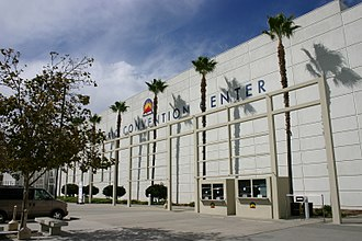 Ontario, California - The Ontario Convention Center in September 2006