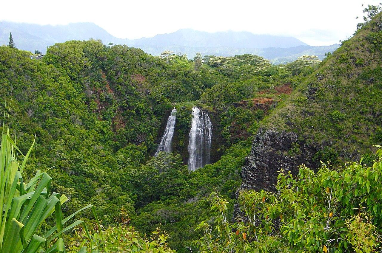 fileopaekaa falls kauai hawaiijpeg wikimedia commons