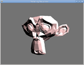OpenGL Tutorial Suzanne flat-shading.png