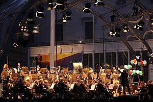 Kent Nagano - In Oper für Alle, Munich, 2010