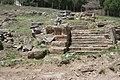 Orchomenos Boeotia AncientGreekTheater 0007 StairsNorthTheater.jpg