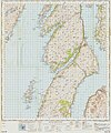 Ordnance Survey One-Inch Sheet 58 Knapdale, Published 1956.jpg