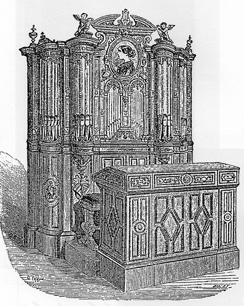Pauline Viardot (1821 - 1910) 478px-Organ_of_Pauline_Viardot_-_Aristide_Cavaill%C3%A9-Coll
