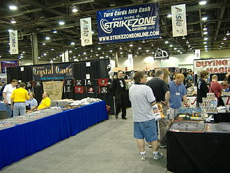Origins Game Fair - Exhibitor's Hall