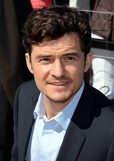 Orlando Bloom, English actor