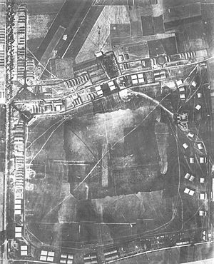 Orly Air Base - Image: Orly Aerodrome 1918