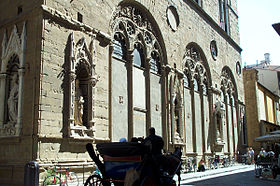 Image illustrative de l'article Église d'Orsanmichele
