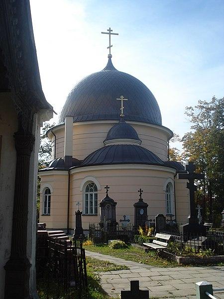 File:Orthodox Church of Saint Euphrosyne in Vilnius3.JPG