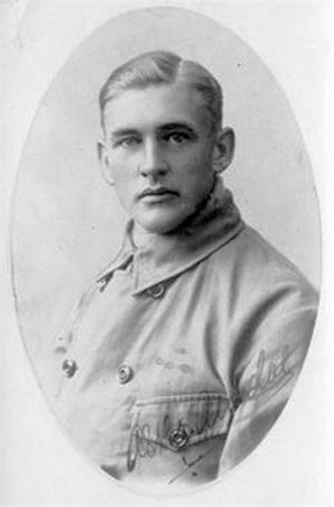 Oskar Omdal - Oskar Omdal ca. 1924