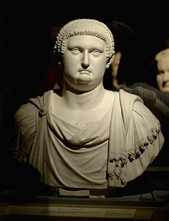 Seventh Emperor of Ancient Rome