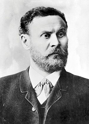Otto Lilienthal - Otto Lilienthal, c. 1896