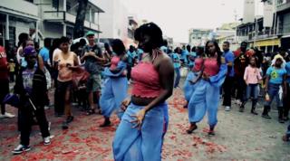 Dance in Suriname
