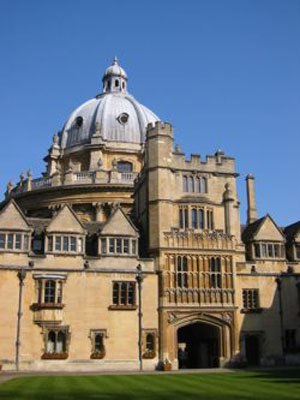 David Cameron - Brasenose College, Oxford