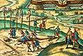 Pápa engraving after Hufnagel 1617 colorized (cropped).jpg