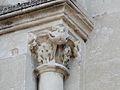 Périgueux église St Georges portail chapiteau.JPG