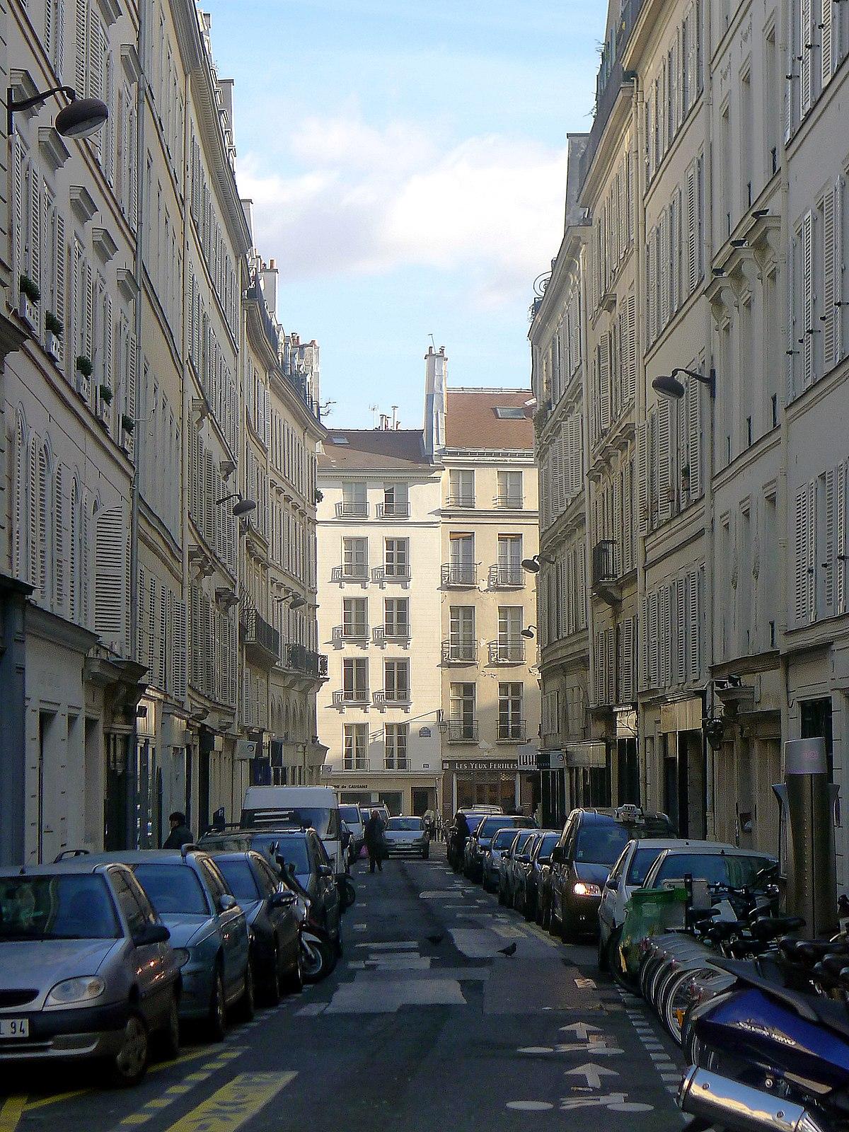 Rue des beaux arts wikip dia - Rue des beaux arts ...