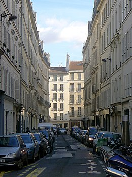 Image illustrative de l'article Rue des Beaux-Arts