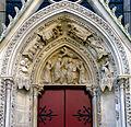 P1240887 Paris IV Notre-Dame porte rouge tympan rwk.jpg
