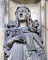 P1340774 Paris III eglise St-Nicolas-des-champs detail statue porche rwk.jpg
