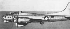 PB-1W Fortress fully armed in flight c1946.JPG