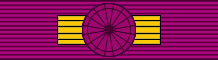 PER Order of the Sun of Peru - Grand Cross BAR