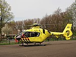 PH-MAA ANWB Medical Air Assistance Eurocopter EC135 at Hoofddorp pic16.JPG