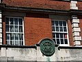 PLA insignia on Cannon House - geograph.org.uk - 869719.jpg