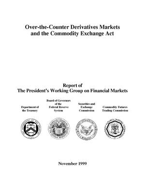 working group on financial markets wikipedia