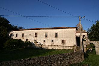 Hontoria - Palacio de Espriella in Villahormes, a village in Hontoria.