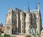 Palais Episcopal d'Astorga