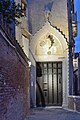 Palazzo Soranzo Van Axel ingresso Venezia notte.jpg