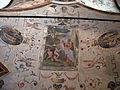 Palazzo al canto di sant'anna, androne su via feisolana, affreschi 03.1.JPG