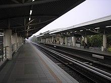 File:Pandan Indah station (Ampang Line) (exterior), Selangor.jpg ...