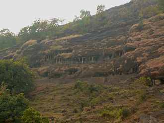 Mahad - Gandharpale Buddhist Caves/Pandava Leni