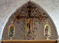 Paolo veneziano, crocifissione coi dolenti, 1350 ca. 02.JPG