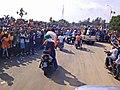 Parade pendant l'Arrivee des l'Elephant de Cote d'Ivoire apres avoir gagne's la CAN 2015 (2).jpg
