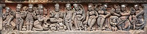 Shailodbhava dynasty - Image: Parasuramesvara Temple 07