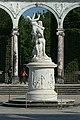 Parc de Versailles, Bosquet de la colonnade, Enlèvement de Proserpine par Pluton, François Girardon 01.jpg