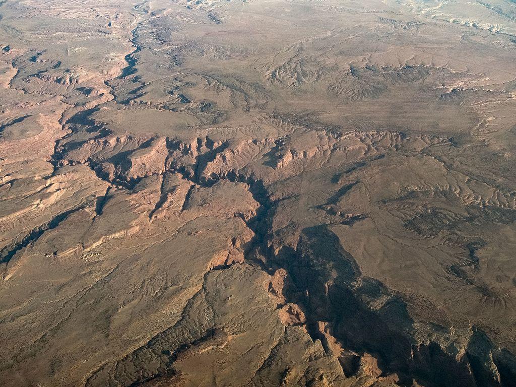 File:Paria Canyon, Utah-Arizona Border, Near Page, Arizona